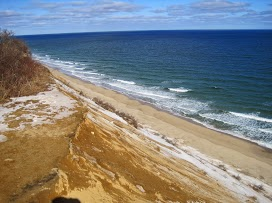 Ballston Beach and dunes