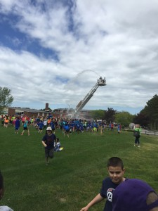 field day fire truck